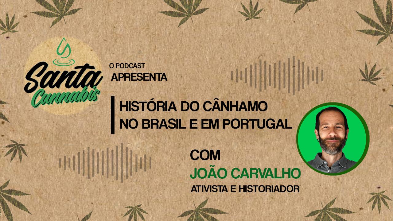A história do cânhamo no Brasil e Portugal