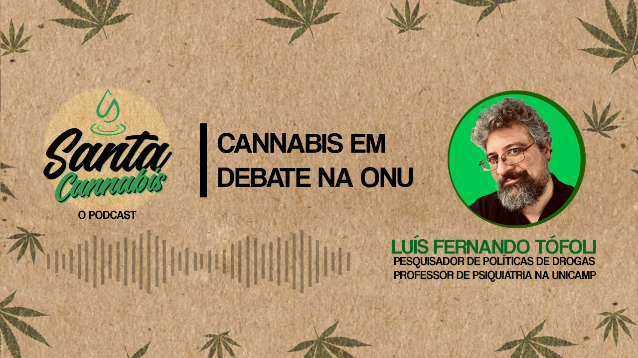 A Cannabis em debate na ONU (Podcast 013)